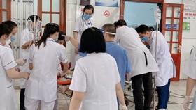 Hà Tĩnh: Ngạt khí, 3 công nhân tử vong