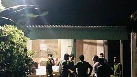 Lực lượng chức năng đang điều tra nguyên nhân vụ việc