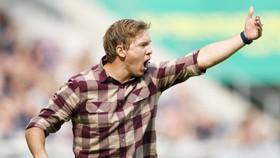 HLV Julian Nagelsmann của Hoffenheim được xem là một trong những ứng viên cho chiếc ghế nóng tại Allianz Arena. Ảnh: Getty Images
