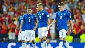 Italia cần thắng Thụy Điển nếu không muốn ngồi nhà xem World Cup lần đầu kể từ năm 1958. Ảnh: Getty Images