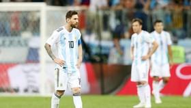 """Lionel Messi là """"nạn nhân"""" của một kế hoạch thất bại. Ảnh: Getty Images"""