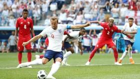 Harry Kane là chuyên gia sút phạt đền của tuyển Anh. Ảnh: Getty Images