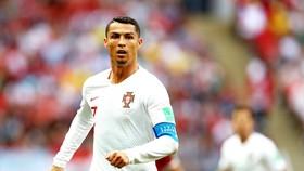 Ronaldo để lại tâm thư đầy cảm động. Ảnh: Getty Images