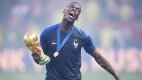 Pogba châm chọc tuyển Anh sau chức vô địch. Ảnh: Getty Images
