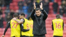 HLV Javi Gracia đang cùng Watford tạo nên màn khởi đầu đầy phấn khích. Ảnh: Getty Images