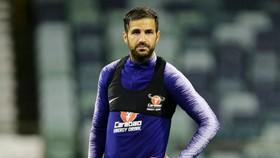 Cesc Fabregas không còn giữ được vị trí tại Chelsea kể từ mùa trước. Ảnh: Getty Images