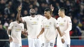 Romelu Lukaku tiếp tục chuỗi ghi bàn ấn tượng của mình. Ảnh: Getty Images