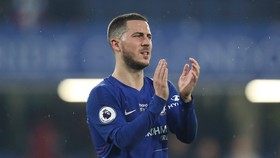 Eden Hazard thật sự đã sẵn sàng cho màn chia tay Chelsea. Ảnh: Getty Images