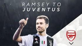 Aaron Ramsey đến Juventus là một thương vụ rất quan trọng. Ảnh: Juvefc.com