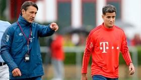 """HLV Niko Kovac sẽ biết cách phát huy năng lực Philippe Coutinho sau khi được Jurgen Klopp """"mạch nước""""? Ảnh: Getty Images"""