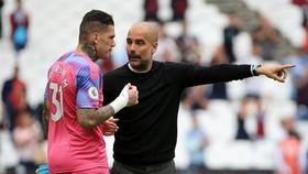 Những sự trở lại như của Ederson là điều mà HLV Pep Guardiola chờ đợi nhất. Ảnh: Getty Images