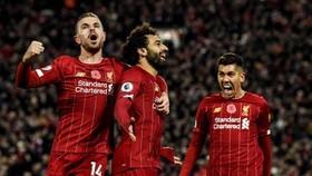 Với Jamie Carragher, chỉ có Liverpool mới ngăn được… chính họ. Ảnh: Getty Images