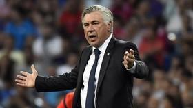Carlo Ancelotti bất ngờ nhận quyết định sa thải. Ảnh: Getty Images