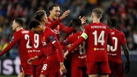 Liverpool tỏ rõ bản lĩnh và sức mạnh của nhà vô địch. Ảnh: Getty Images
