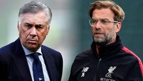 Liverpool chọn Jurgen Klopp thay vì Carlo Ancelotti trong năm 2015.