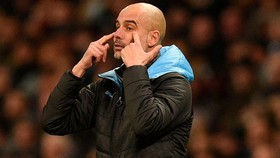 HLV Pep Guardiola muốn chỉ những người xứng đáng nhất mới góp mặt trong đội ở mùa tới. Ảnh: Getty Images