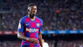 Ousmane Dembele tiếp tục gây thất vọng vì thể trạng. Ảnh: Getty Images