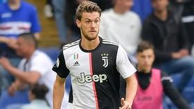 Daniele Rugani là cầu thủ bóng đá chuyên nghiệp ở cấp cao nhất dương tính SARS-CoV-2. Ảnh: Getty Images