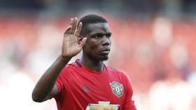 Paul Pogba tiếp tục hạn chế cơ hội ở lại sân Old Trafford. Ảnh: Getty Images