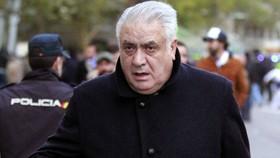 Lorenzo Sanz, Cựu chủ tịch của Real Madrid, qua đời ở tuổi 76. Ảnh: Getty Images