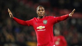 Odion Ighalo khó có thể nối dài sự nghiệp cùng Man.United. Ảnh: Getty Images