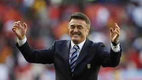 Radomir Antic là nhà cầm quân duy nhất từng dẫn dắt cả 3 đội bóng kình địch nhất bóng đá Tây Ban Nha. Ảnh: Getty Images