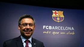 Chủ tịch Josep Maria Bartomeu bị phản đối mạnh mẽ trong những năm cuối nhiệm kỳ. Ảnh: Getty Images