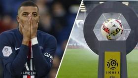 Ligue 1 là một trong 5 giải vô địch hàng đầu châu Âu buộc phải hủy bỏ.