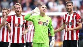 Dean Henderson là nhân tố quan trọng giúp Sheffield United tạo nên mùa giải khó tin. Ảnh: Getty Images