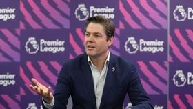 Giám đốc điều hành Premier League, Richard Masters thừa nhận bất đồng còn nhiều. Ảnh: Getty Images