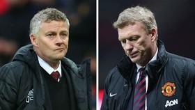 David Moyes (phải) vẫn tin rằng có thể thành công ở Man.United nếu được cho thêm thời gian.