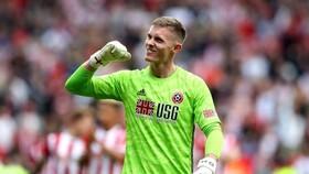 Dean Henderson nhiều khả năng tiếp tục được cho mượn tại Sheffield United. Ảnh: Getty Images