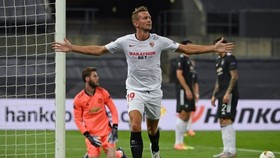 Sevilla đã đánh bại Man.United để giành quyền vào chung kết. Ảnh: Getty Images