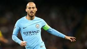David Silva quyết định trở về quê nhà để kết thúc sự nghiệp cùng Real Sociedad. Ảnh: Getty Images
