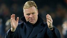 Ronald Koeman sẽ trở thành tân HLV của Barcelona. Ảnh: Getty Images