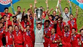Bayern Munich lần thứ 6 bước lên đỉnh châu Âu đầy xứng đáng. Ảnh: Getty Images