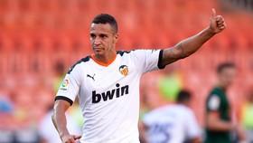 Leeds United mạnh tay tuyển thủ Tây Ban Nha, Rodrigo Moreno từ Valencia. Ảnh: Getty Images