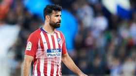 Diego Costa là ngôi sao mới nhất của Atletico gặp rắc rối với Covid-19. Ảnh: Getty Images