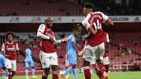 Arsenal đã khởi đầu mùa giải mới đầy phấn khởi với 2 chiến thắng. Ảnh: Getty Images