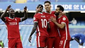 Liverpool đã khôi phục lại trọn vẹn sức mạnh khi đối đầu thách thức. Ảnh: Getty Images