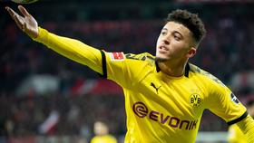 Man.United bị Borussia Dortmund thẳng tay ép giá Jadon Sancho. Ảnh: Getty Images