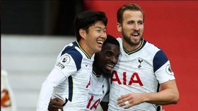 Tottenham trở nên đáng sợ sau khi Jose Mourinho có đủ thời gian xây dựng độ hình. Ảnh: Getty Images