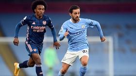 Chiến thắng trong trận đấu lớn sẽ thúc đẩy niềm tin của Man.City. Ảnh: Getty Images
