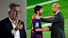 Victor Font muốn tái hợp Lionel Messi và Pep Guardiola tại Barca.