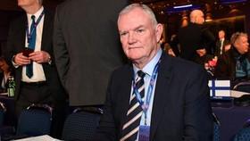 Greg Clarke đã từ chức vai trò người đứng đầu FA. Ảnh: Getty Images