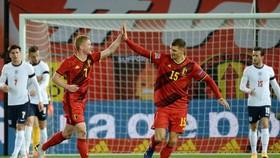 Đội tuyển số 1 thế giới, Bỉ tỏ rõ sức mạnh trước tuyển Anh. Ảnh: Getty Images