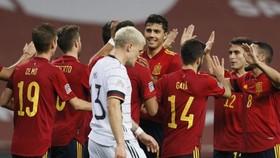 Tây Ban Nha đã đè bẹp tuyển Đức với tỷ số 6-0 trên sân nhà.