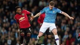 Kevin De Bruyne cảnh báo Man.United có thể tìm lại phong độ tốt nhất trong trận derby Manchester.