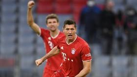 Bayern Munich cho thấy họ đang rất sẵn sàng để bảo vệ danh hiệu. Ảnh: Getty Images