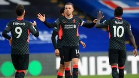 Liverpool hủy diệt đối thủ Crystal Palace không thương tiếc. Ảnh: Getty Images